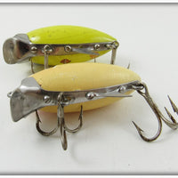 Clark's Bright Yellow & Pearl Water Scout Pair