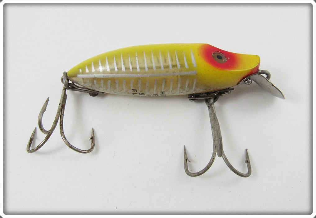 Heddon Yellow Shore Early River Runt Spook Floater