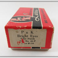 P & K Pikie Finish Bright Eyes In Correct Box