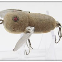 Heddon Flocked Mouse Tiny Crazy Crawler