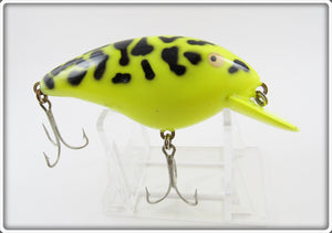 Heddon Fluorescent Yellow Coachdog Big Hedd CDF