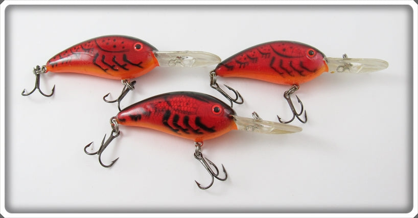 Bill Dance Crawdad Suspending Fat Free Shad Lure