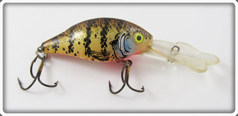 Luhr Jensen Bluegill Perch Hot Lips 1/4 Lure