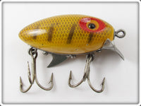 Vintage Clark's Yellow Perch Water Scout Lure
