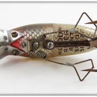 Heddon Pike Scale No Snag River Runt Spook Sinker