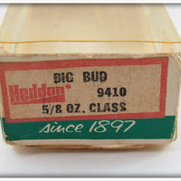 Heddon Big Bud In Correct Box