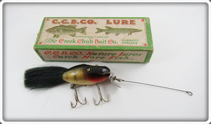Creek Chub Perch Dinger In Correct Box 5601
