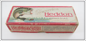 Genuine Heddon Dowagiac Empty Box