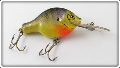 Vintage Bagley Small Fry Bream Lure
