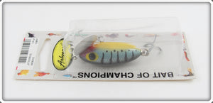 Arbogast Perch Jitterbug Sealed On Card
