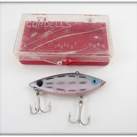 Cordell Purple With Blue Eyes Spot In Box