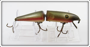 Pflueger Red Side Scale Finish Jointed Palomine