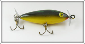 Vintage Cotton Cordell Frog Spot Crazy Shad Lure