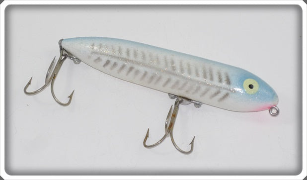 Heddon G Fleck Blue Shore Minnow Zara Spook