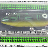 Heddon Bullfrog Baby Torpedo Sealed On Card BF