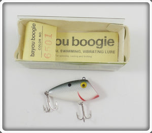 Whopper Stopper Bayou Boogie 6501 Threadfin Shad In Correct Box