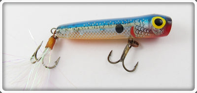 Storm Blue & White Chug Bug Lure