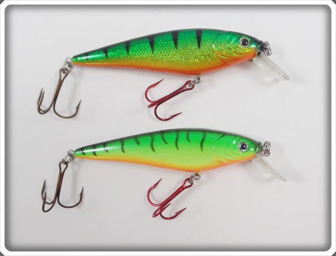 Berkley Frenzy FS9-SS Pair: Fire Tiger