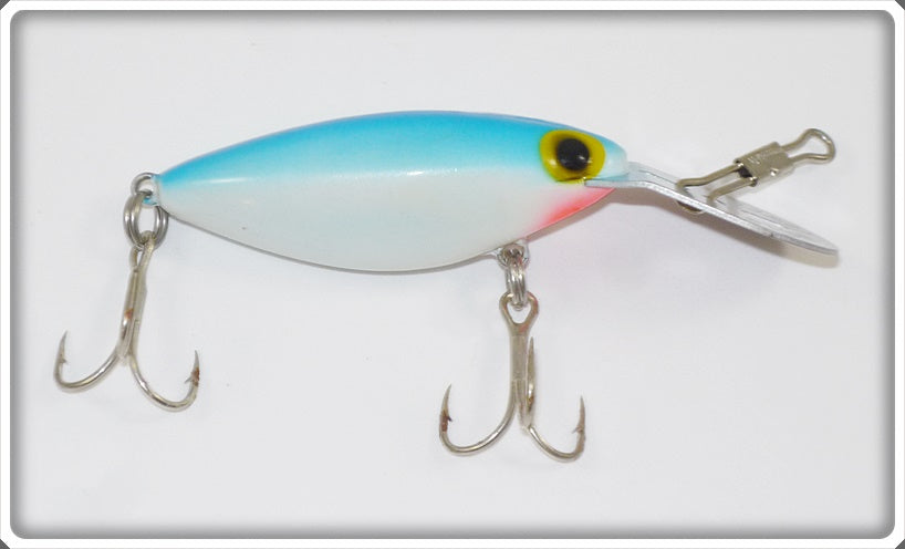Storm Thin Fin Hot N Tot White W/Blue Back
