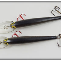 Storm Deep Jr Thunder Stick Pair: Silver Scale