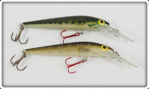 Storm Deep Jr Thunder Stick Pair: Natural Bass & Unknown Natural