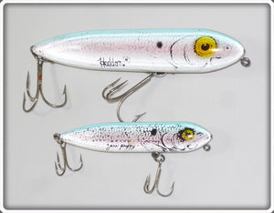 Heddon Zara Spook & Zara Puppy Rainbow G Finish