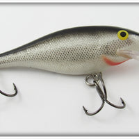 Rapala Silver & Black Scatter Rap In Box