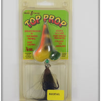 Mister Twister Top Prop Bucktail Perch On Card