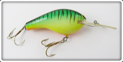 Bagley Fire Tiger Chatter B3 Lure