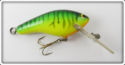 Bagley Fire Tiger Chatter B2 Lure