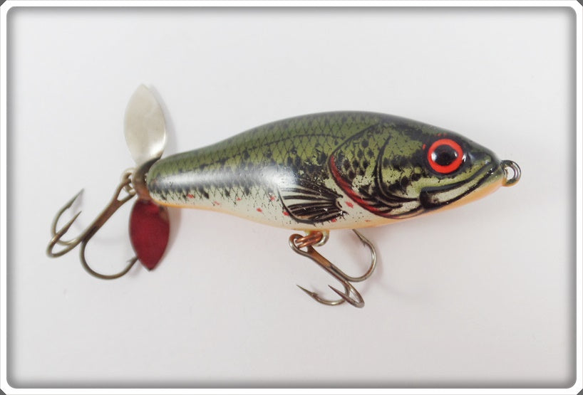 Bomber Natural Bass Smilin' Minnow
