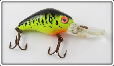 Vintage Mann's Bait Co Yellow Crawdad 5+ Lure