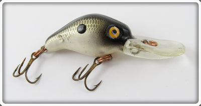 Vintage Mann's Bait Co Gold Scale 5+ Lure