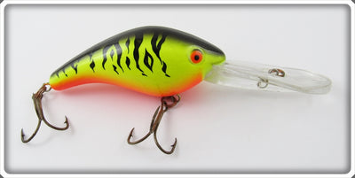 Vintage Mann's Bait Co Yellow Crawdad Deep Hog 20+ Lure