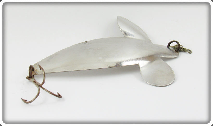 Vintage F. F. & Bait Co Winged Spoon Lure