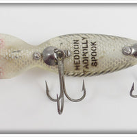 Heddon Silver Shore XRS Tadpolly Spook