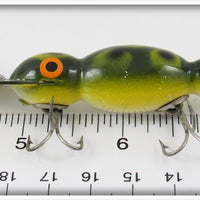 Bomber Frog Spot Water Dog