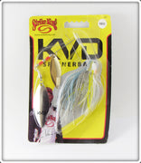 Strike King KVD Spinnerbait On Card
