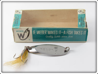 Vintage Weber Mr. Champ Lure In Correct Box