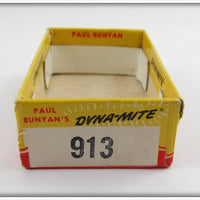 Paul Bunyan Frog Spot Dyna Mite In Box 913