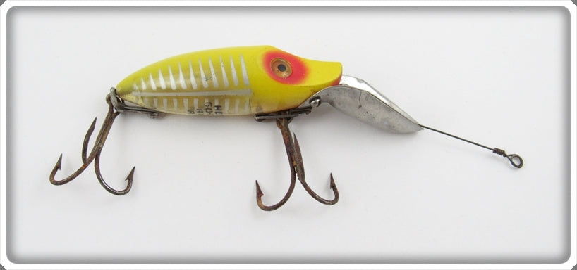Heddon Yellow Shore Early Scoop Lip Go Deeper River Runt