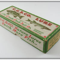 Creek Chub Silver Flash Pikie Empty Box