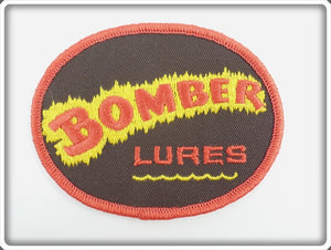 Bomber Lures Patch
