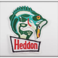 Heddon Leaping Bass Patch
