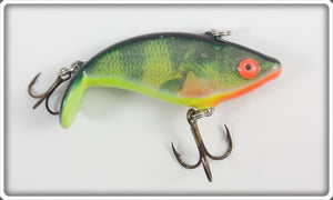 Tom Mann's Pogo Shad Natural Perch