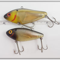 Bomber Pinfish Pair: Black Head & Yellow Head