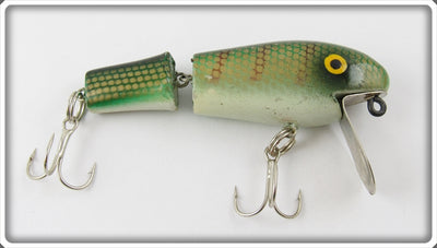Vintage Unknown Perch Bass Seeker Type Lure