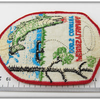 Pennsylvania God's Country Muskie Fishing Patch