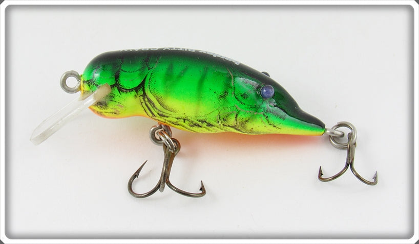 Bagley Hot Tiger Bitty Craw Lure