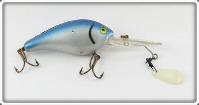 Angler's Pride Blue & White Chowhound Lure